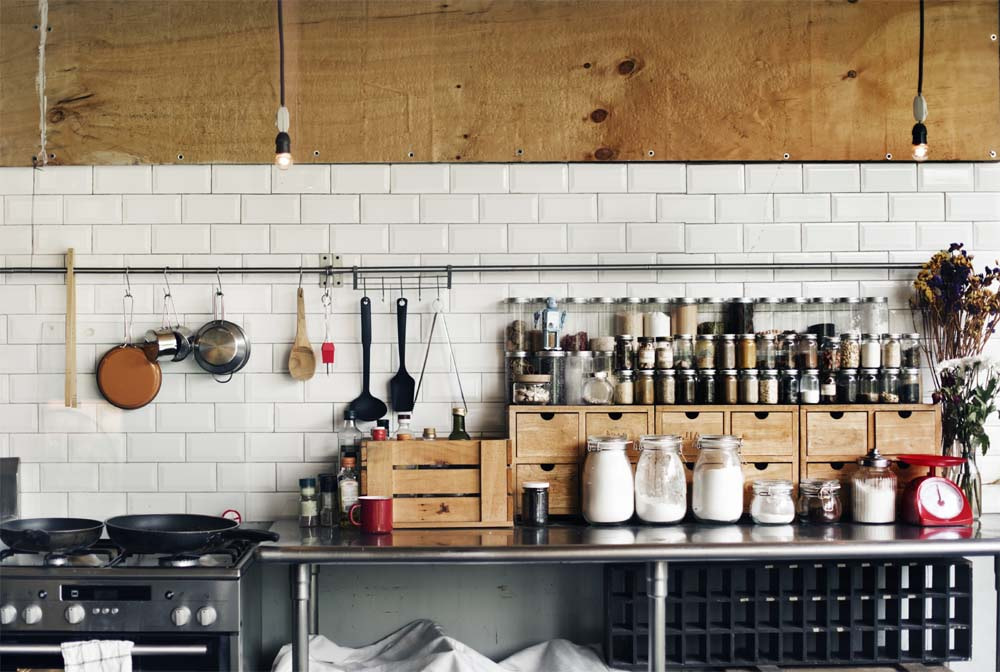 How to keep a kitchen clean