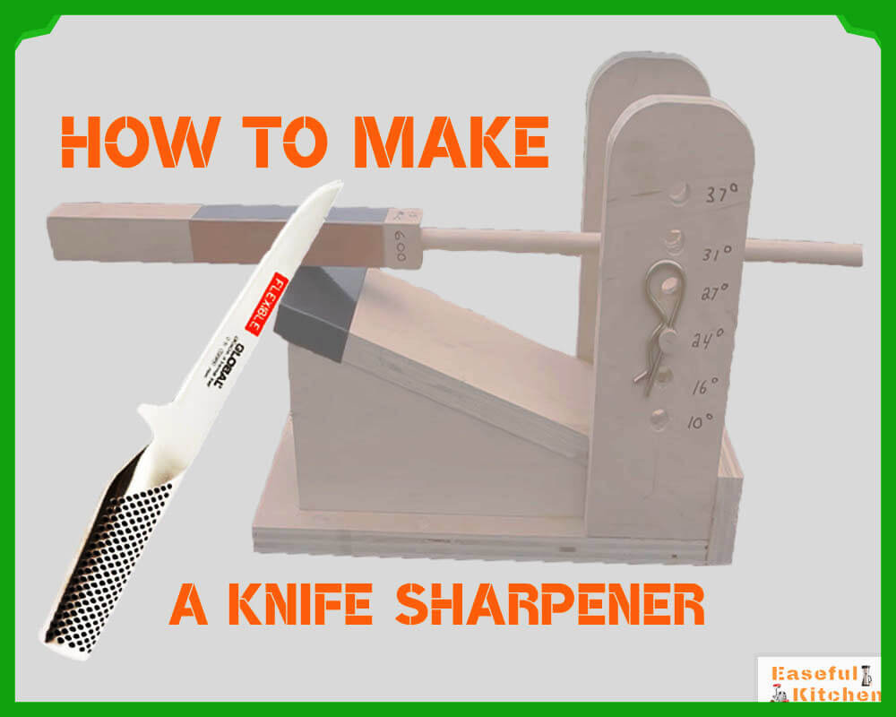 How to Make a Knife Sharpener