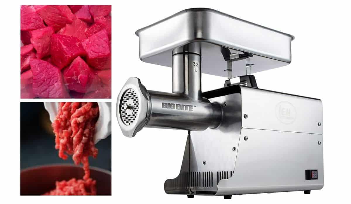 Lem Meat Grinder 32