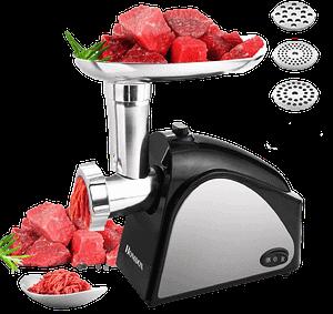 Homdox 2000W Electric Meat Grinder