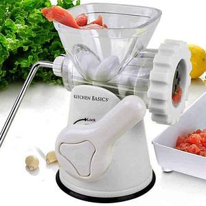 Kitchen Basics 3 N 1 Manual Meat Grinder