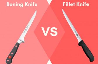 Boning Knife VS Fillet Knife – Differences Explained!