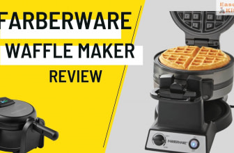Revealing Everything-The Farberware Waffle Maker Review