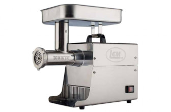 Lem Meat Grinder #8 Review [Technology Featured]