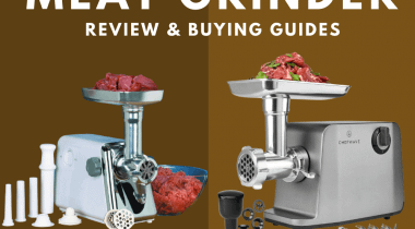 Top 10 Meat Grinder Reviews in 2021