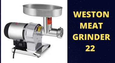 Weston Meat Grinder 22 Series Reviews