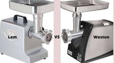 Lem vs Weston Meat Grinder: Which One Is Best?